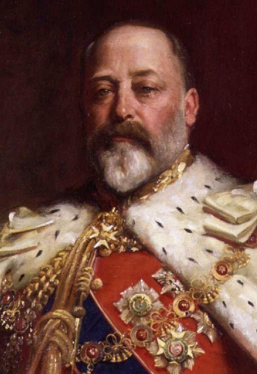 """Резултат с изображение за """"Крал Едуард VII"""""""